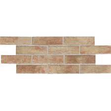 "Union Square 3-7/8"" x 8"" Paver Field Tile in Terrace Beige"