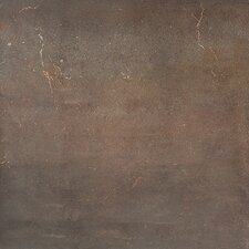 "Metal Fusion 24"" x 24"" Field Tile in Bronzed Copper"