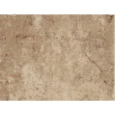 "Fidenza 9"" x 12"" Wall Tile in Café"