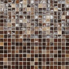 "City Lights 1/2"" x 1/2"" Mosaic Blend Field Tile in Bangkok"