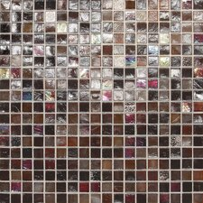 City Lights Mosaic Blend Field Tile in Monte Carlo