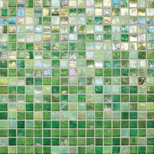 "City Lights 1/2"" x 1/2"" Mosaic Blend Field Tile in Fiji"