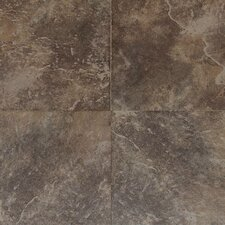 "Continental Slate 12"" x 12"" Field Tile in Moroccan Brown"