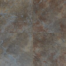 "<strong>Daltile</strong> Continental Slate 6"" x 6"" Field Tile in Tuscan Blue"