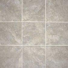 """Del Monoco 3"""" x 3"""" Mosaic Field Tile in Leona Grigio"""