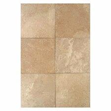 """Pietre Vecchie 13"""" x 13"""" Field Tile in Golden Sienna"""