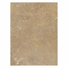 "Sandalo 12"" x 9"" Field Tile in Raffia Noce"