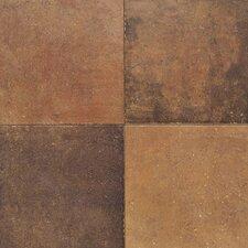 """Terra Antica 6"""" x 6"""" Field Tile in Rosso"""