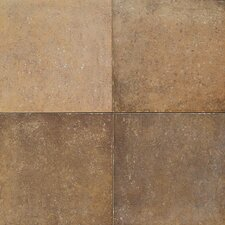 "Terra Antica 12"" x 12"" Field Tile in Oro"