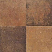"""Terra Antica 18"""" x 18"""" Field Tile in Rosso"""