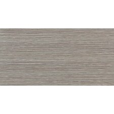 "<strong>Daltile</strong> Fabrique 12"" x 24"" Unpolished Field Tile in Gris Linen"