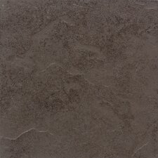 "Cliff Pointe 18"" x 18"" Porcelain Field Tile in Earth"