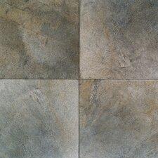"Portenza 14"" x 14"" Field Tile in Verde Lago"