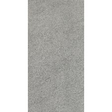 "<strong>Daltile</strong> Magma 24"" x 12"" Unpolished Field Tile in Hammered Ash"