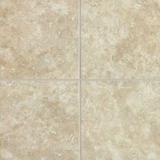 "Heathland 18"" x 18"" Unpolished Floor Tile in White Rock"