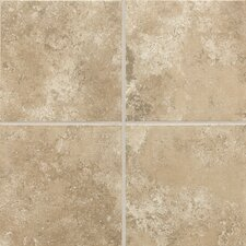 "Stratford Place 18"" x 18"" Unpolished Ceramic Floor Tile in Willow Branch"