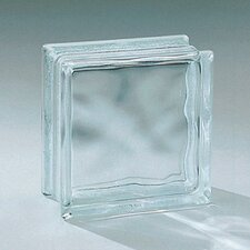 "<strong>Daltile</strong> Glass Block 6"" x 6"" Decora Block"