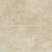 "Castle De Verre 13.13"" x 13.13"" Mosaic Field Tile in Turret Beige"
