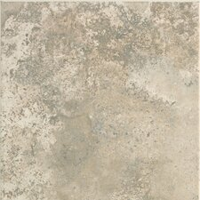 "<strong>Daltile</strong> Stratford Place 6"" x 6"" Plain Ceramic Wall Tile in Dorian Grey"