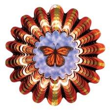 Designer Animated Butterfly Wind Spinner