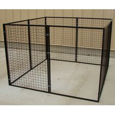 Modular Wire Yard Kennel