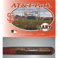 MLB Stadium Bat