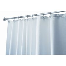 <strong>InterDesign</strong> Carlton Polyester Shower Curtain