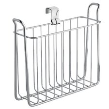 <strong>InterDesign</strong> Over The Tank Toilet Magazine Rack