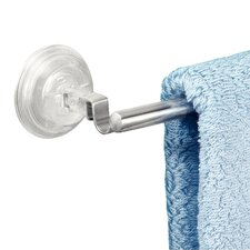 <strong>InterDesign</strong> Power Lock Reo Suction Towel Bar