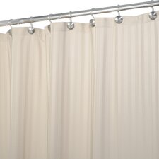 <strong>InterDesign</strong> Satin Stripe Shower Curtain
