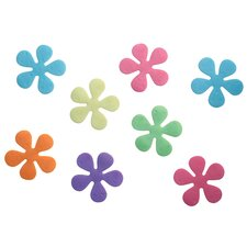 Floral Tub Treads (Set of 8)