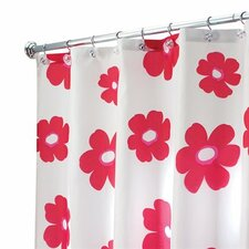 <strong>InterDesign</strong> Poppy Polyester Shower Curtain