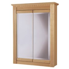 "24"" Maplewood Medicine Cabinet in Light Maple"