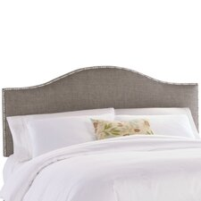 <strong>Skyline Furniture</strong> Nail Button Groupie Upholstered Headboard