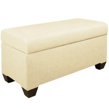 Chambers Upholstered Storage Bedroom Bench