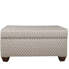 Clover Upholstered Storage Bedroom Bench