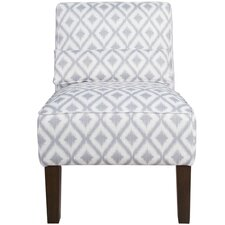 Ikat Accent Side Chair