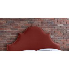 Linen High Arch Panel Headboard