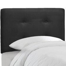 Micro Suede Upholstered Headboard