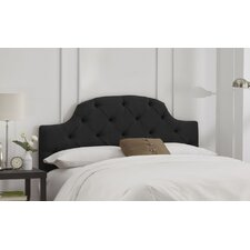 Linen Tufted Upholstered Headboard