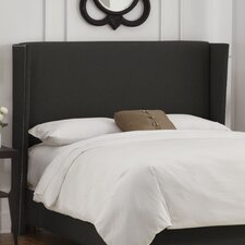 <strong>Skyline Furniture</strong> Nail Button Upholstered Headboard