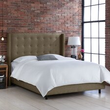 <strong>Skyline Furniture</strong> Groupie Wingback Bed