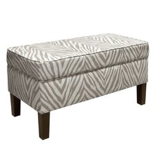 <strong>Skyline Furniture</strong> Sudan Upholstered Storage Bench