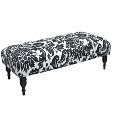 Fiorenza Tufted Bench