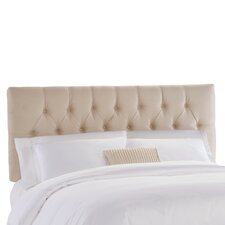 Premier Micro Suede Tufted Upholstered Headboard