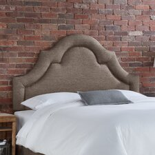 <strong>Skyline Furniture</strong> Groupie Upholstered Arch Headboard