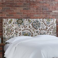 Silsila French Slipcover Upholstered Headboard