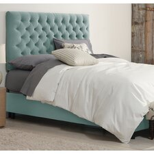 Tufted Panel Bed