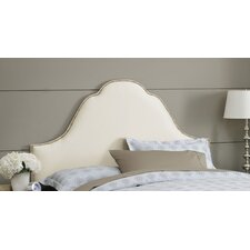 <strong>Skyline Furniture</strong> Plain High Arch Upholstered Headboard