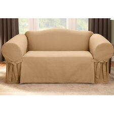 <strong>Sure-Fit</strong> Logan Loveseat Slipcover